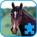Fancy Jigsaw: horses icon