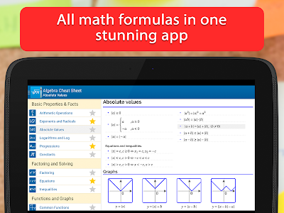 Formulae Helper Free - Math v1.3.3