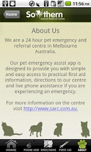 Pet Emergency Assist- screenshot thumbnail