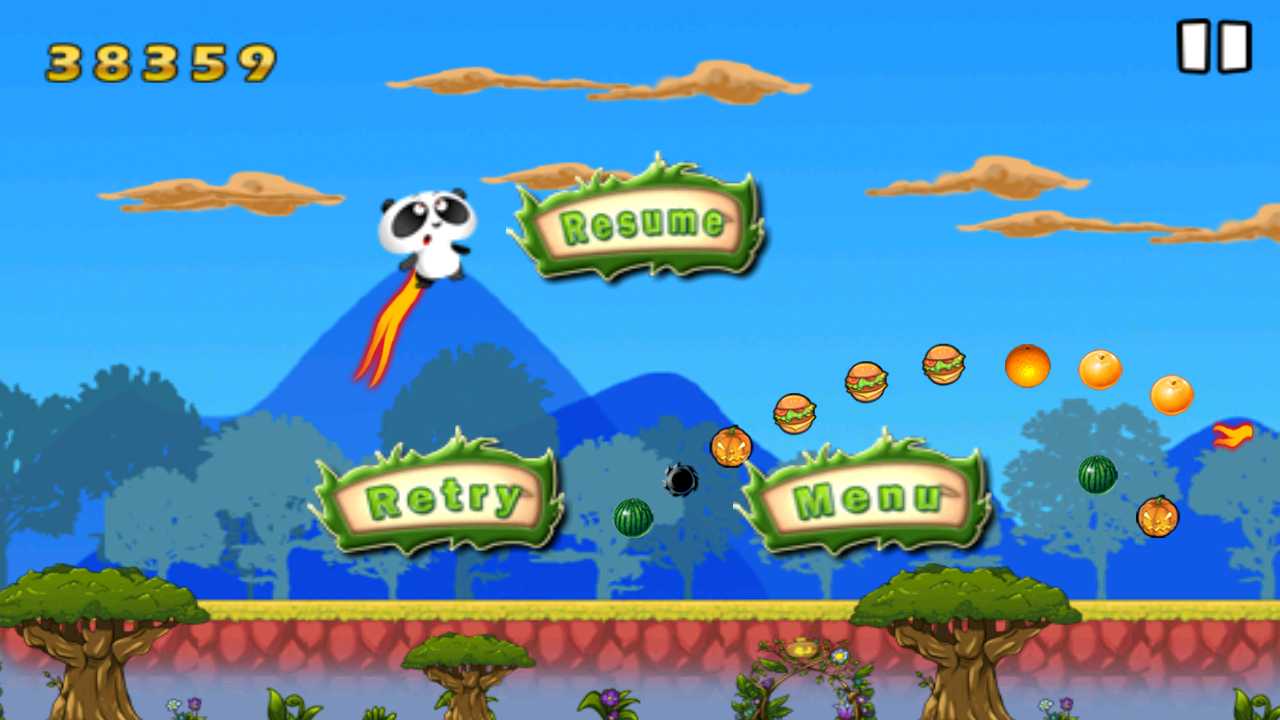 Tai Panda Warrior- screenshot