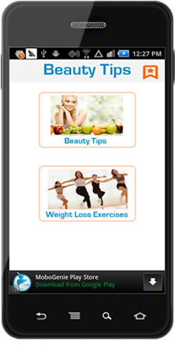 Beauty Tips Exercises