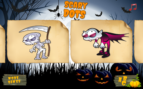 Scary Dots for toddlers- screenshot thumbnail