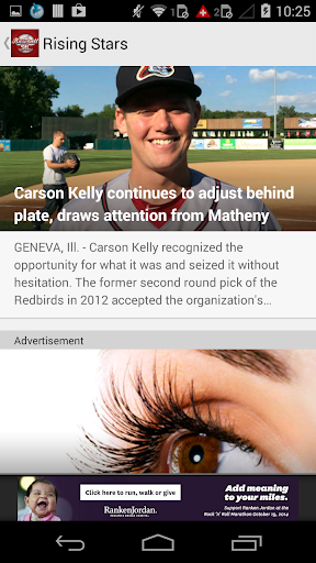 【免費運動App】BaseballStL St. Louis Baseball-APP點子