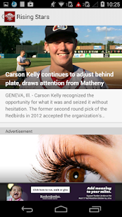 BaseballStL St. Louis Baseball - screenshot thumbnail
