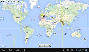 Screenshot of Iridium