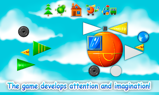 Learn Shapes for Kids, Toddlers - Educational Game  screenshots 12