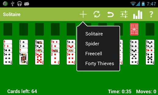 Play Solitaire - screenshot thumbnail