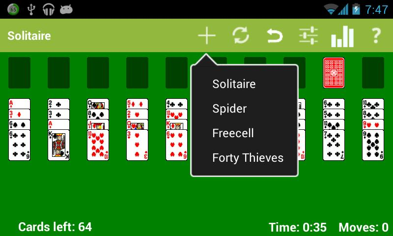 Play Solitaire - screenshot