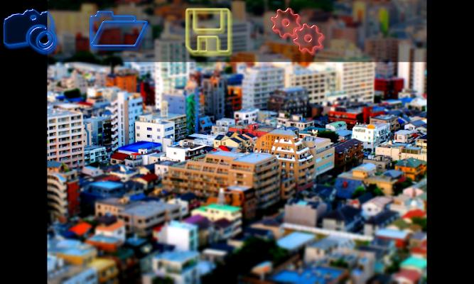 ミニチュアカメラ+ - screenshot