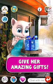Talking Angela Screenshot 15