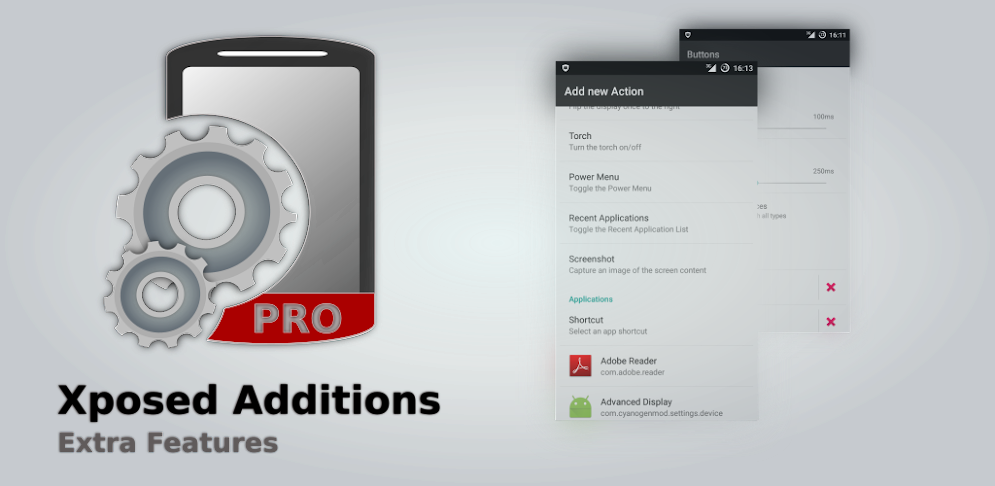 Xposed Additions Pro APK v