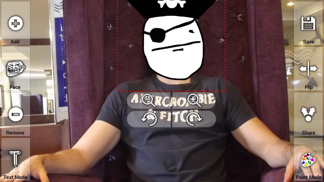 ModFace Pro - screenshot