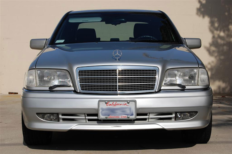 for sale 1996 mercedes benz c36 amg sedan 95k miles 11500 socal forums. Black Bedroom Furniture Sets. Home Design Ideas