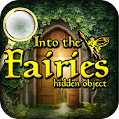 Hidden Object Into the Fairies