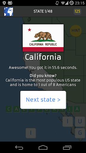 【免費解謎App】Map Quiz – Where Is It?-APP點子