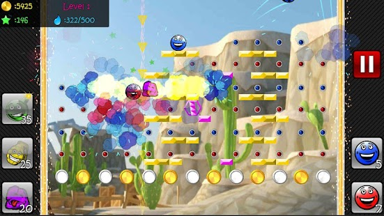 Smiley Balls- screenshot thumbnail