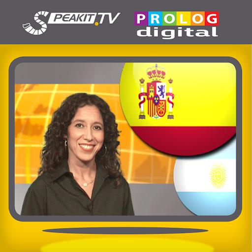 SPANISH on Video Speakit.tv
