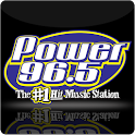 Power 96.5 icon