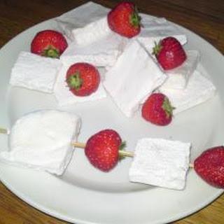 Marshmallows Recipe