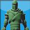 3D Ninja Live Wallpaper 1.1 Apk