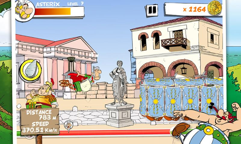 Asterix Megaslap - screenshot
