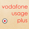 Vodafone Usage Plus logo