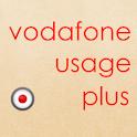 Vodafone Usage Plus logo