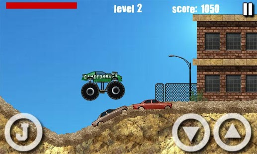Truck Demolisher - screenshot thumbnail