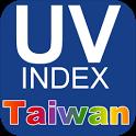 台灣紫外線指數 icon