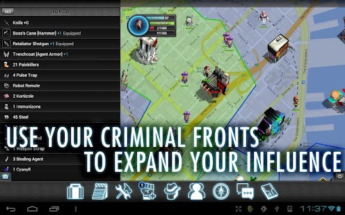 Parallel Mafia MMORPG Screenshot 11