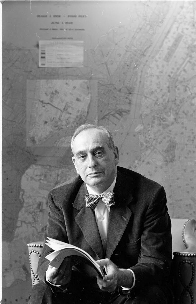 Commissioner Robert Moses