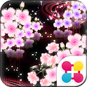 Cute Theme-Starry Sakura- icon