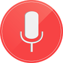 Open Mic+ for Google Now mobile app icon