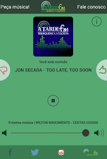 Rádio - A Tarde FM- screenshot thumbnail