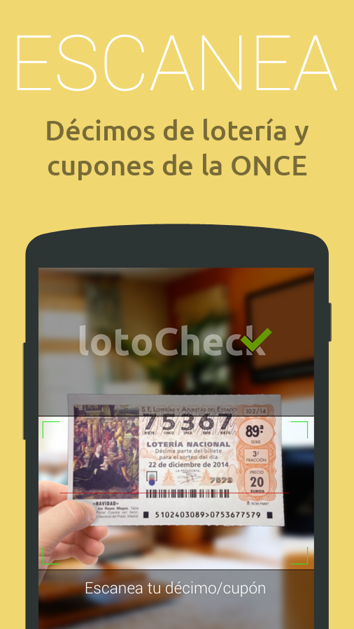 LotoCheck Loterias - screenshot