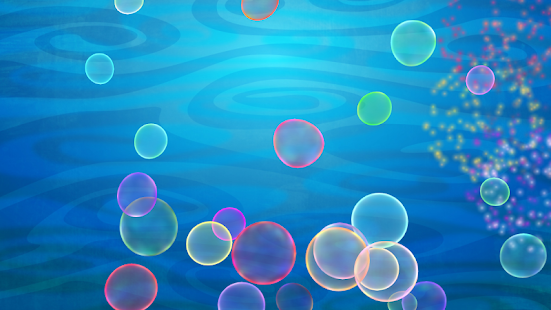 Musical Baby Bubbles- screenshot thumbnail
