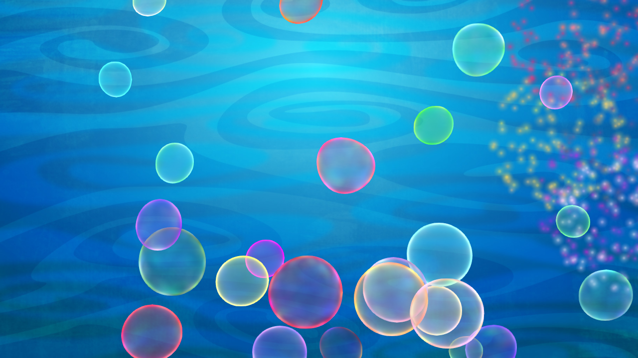 Musical Baby Bubbles- screenshot