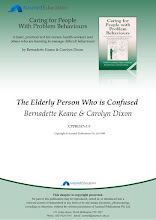 The Elderly Person who is Confused