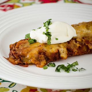 Too Easy Enchiladas