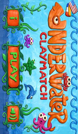 Underwater Clay Match