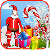 Santa Claus Gift Catch
