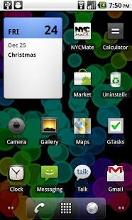 Bokeh Circles Live Wallpaper - screenshot thumbnail
