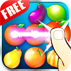 Match 3 Fruits Link Quest