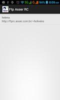 Screenshot of FTP Asser - RC