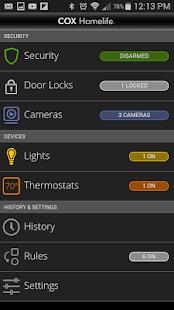 Cox Homelife - screenshot thumbnail