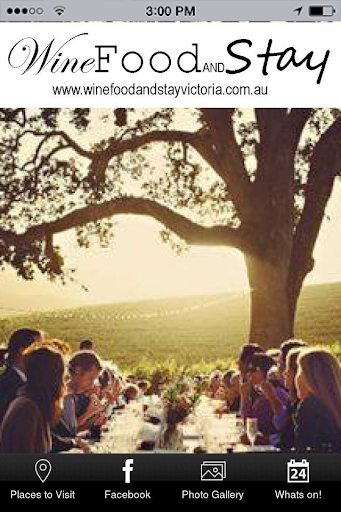 Wine Food and Stay Victoria