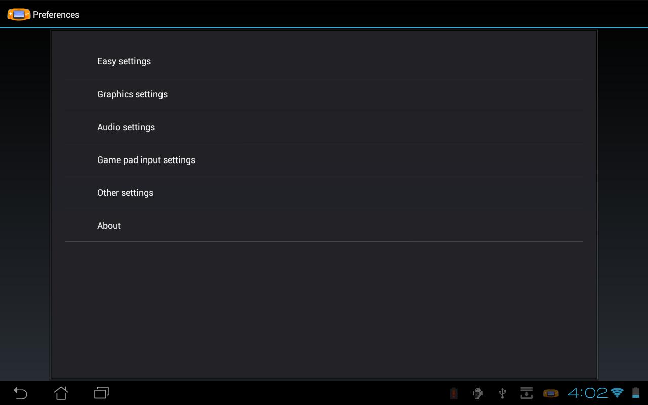 John GBA Lite - GBA emulator screenshot #7