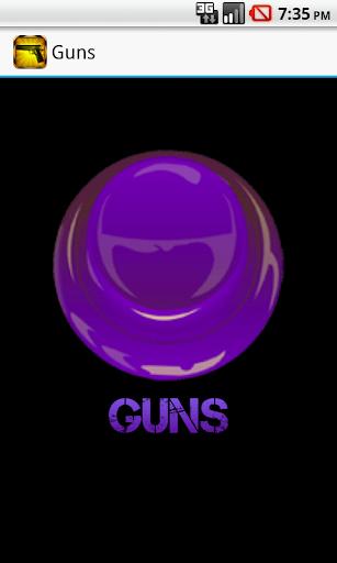 Guns Sounds Button
