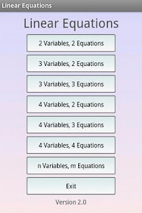 Linear Equations Pro - screenshot thumbnail