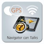GPS Navigator Can Talks